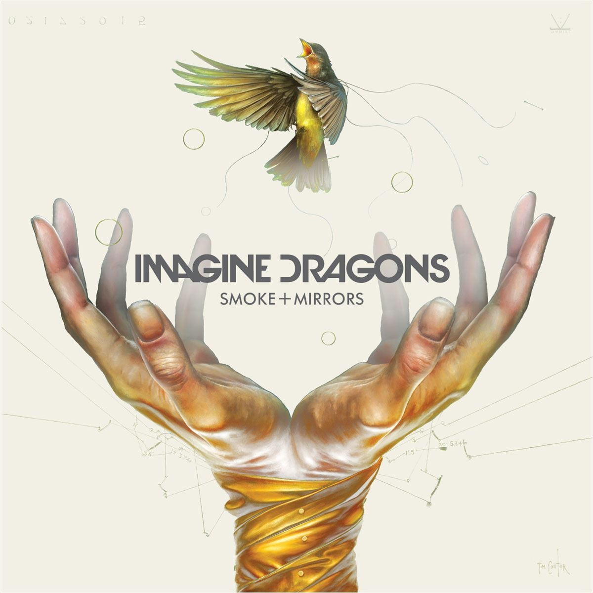 CD Imagine Dragons Smoke + Mirrors (Deluxe)