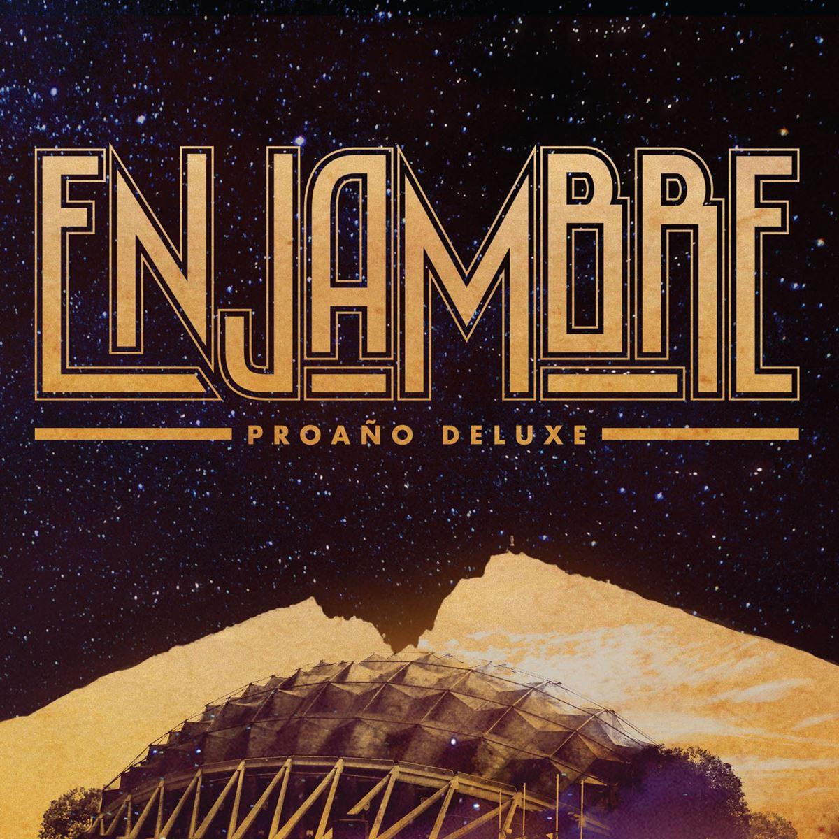 CD Enjambre- Proaño Deluxe
