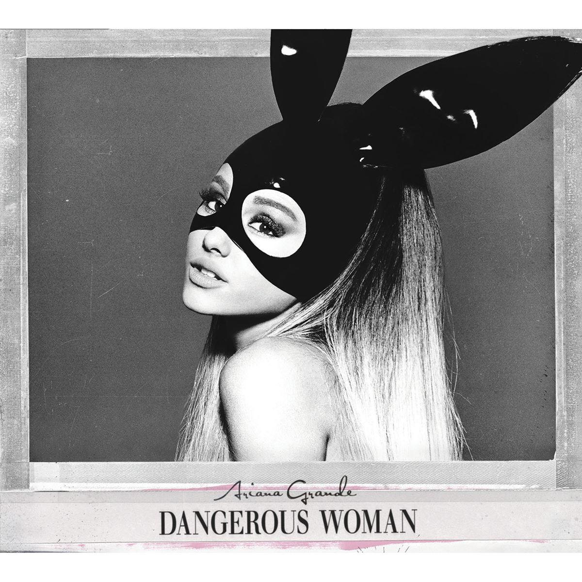 CD Ariana Grande Dangerous Woman (DELUXE)