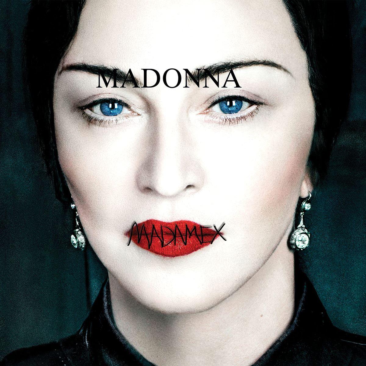 CD Madonna- Madame X