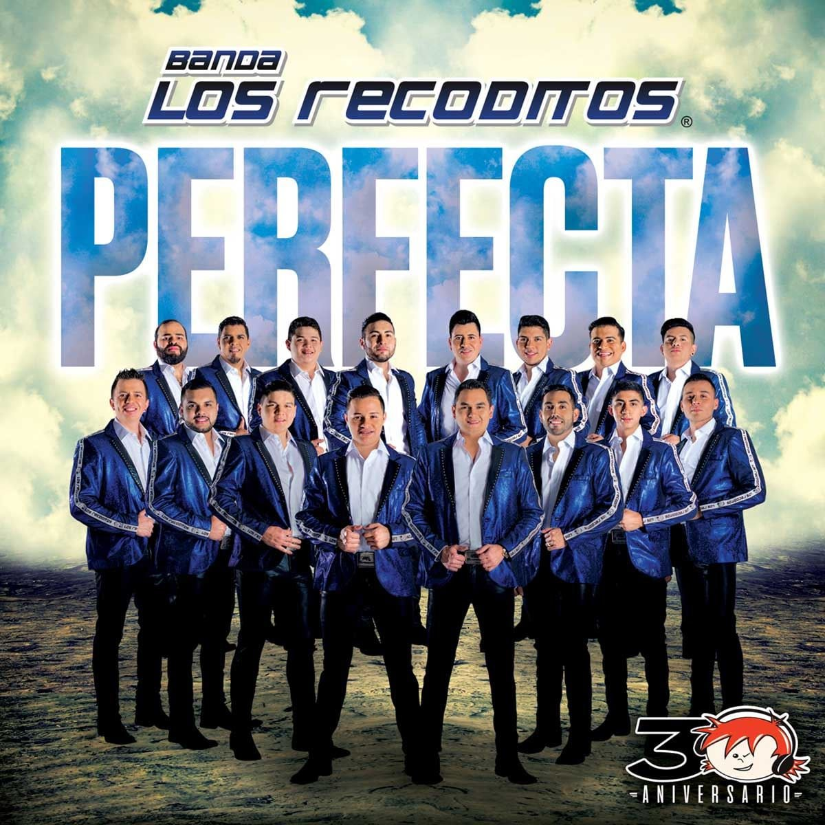 CD Banda Los Recoditos- Perfecta