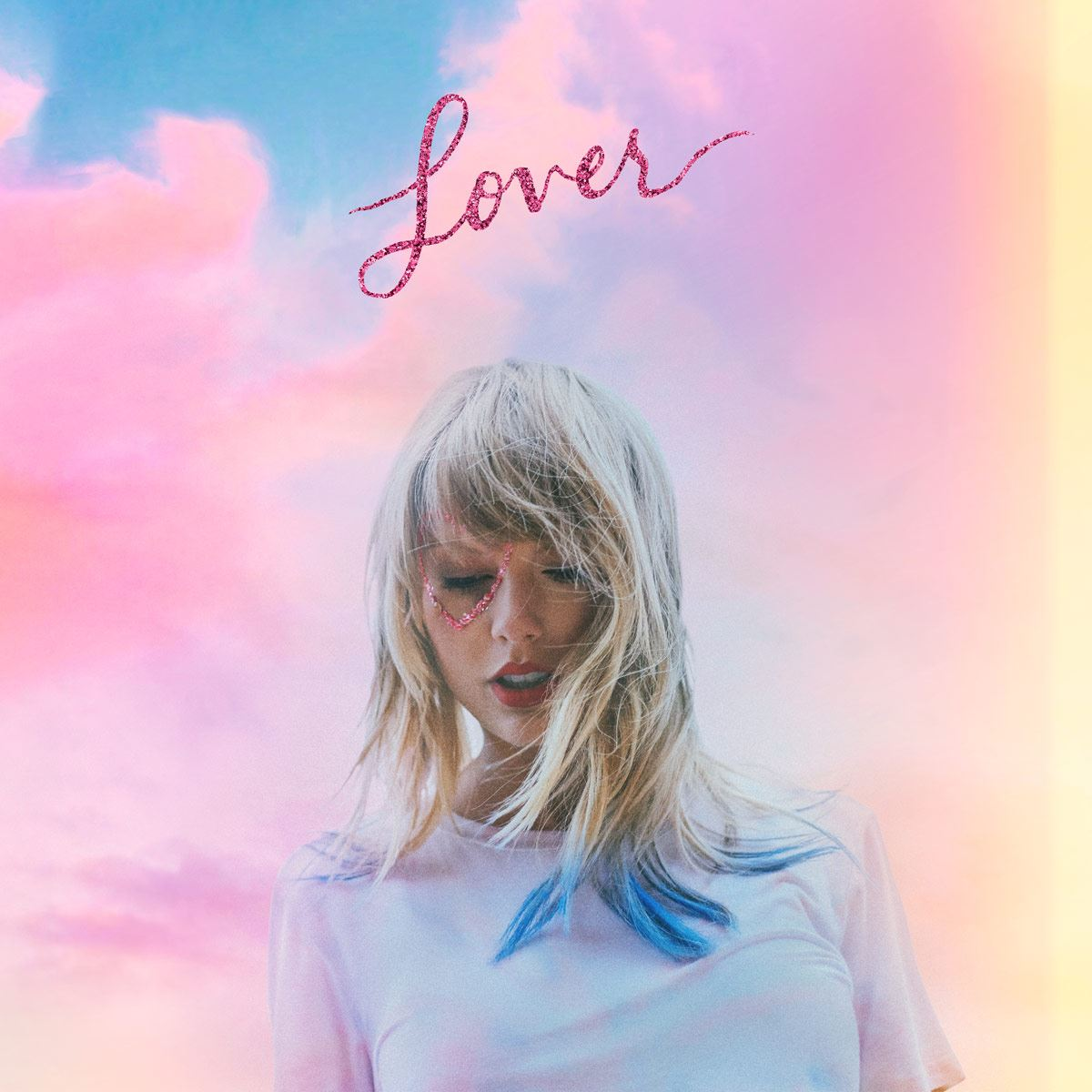 CD Taylor Swift- Lover