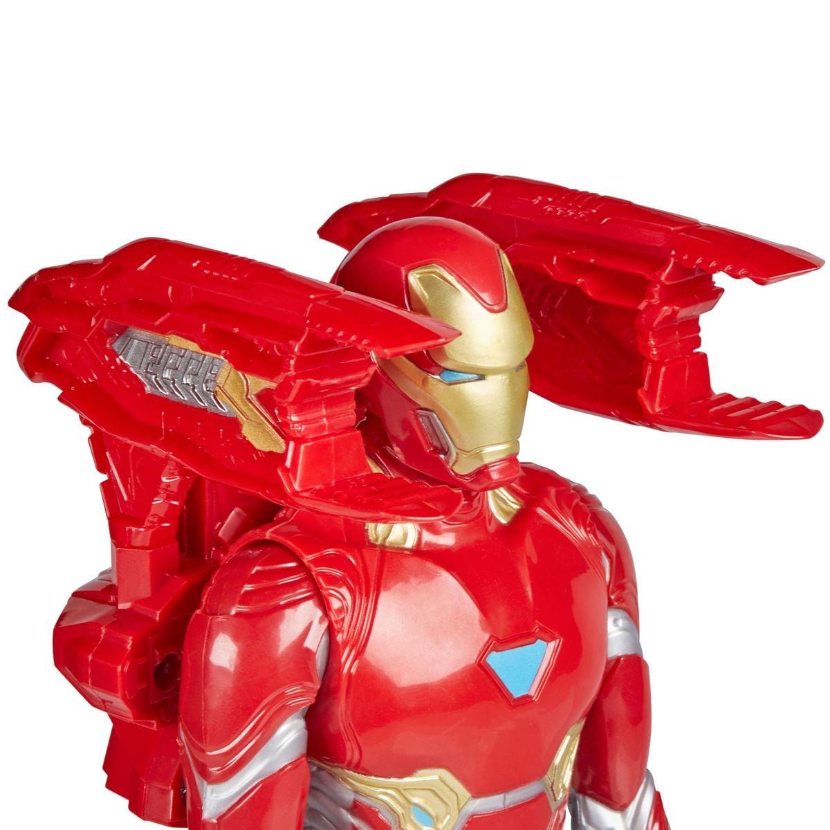Power Pack Iron Man 12 Pulgadas Avengers Marvel
