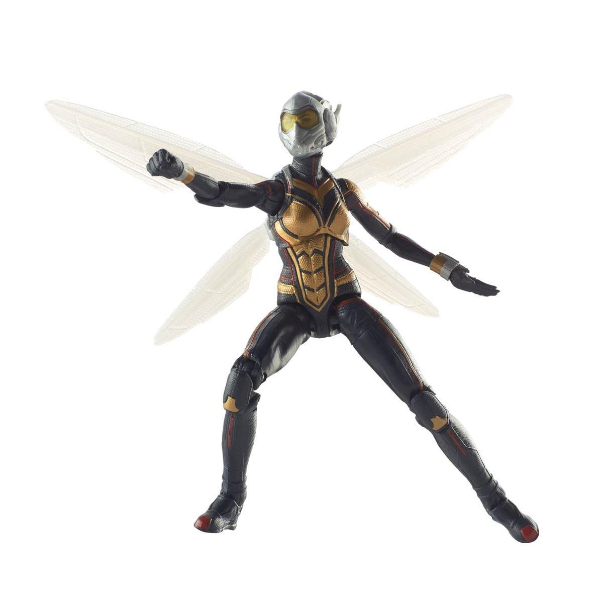 Figura Wasp 6 Pulgadas Ant-Man & The Wasp Marvel
