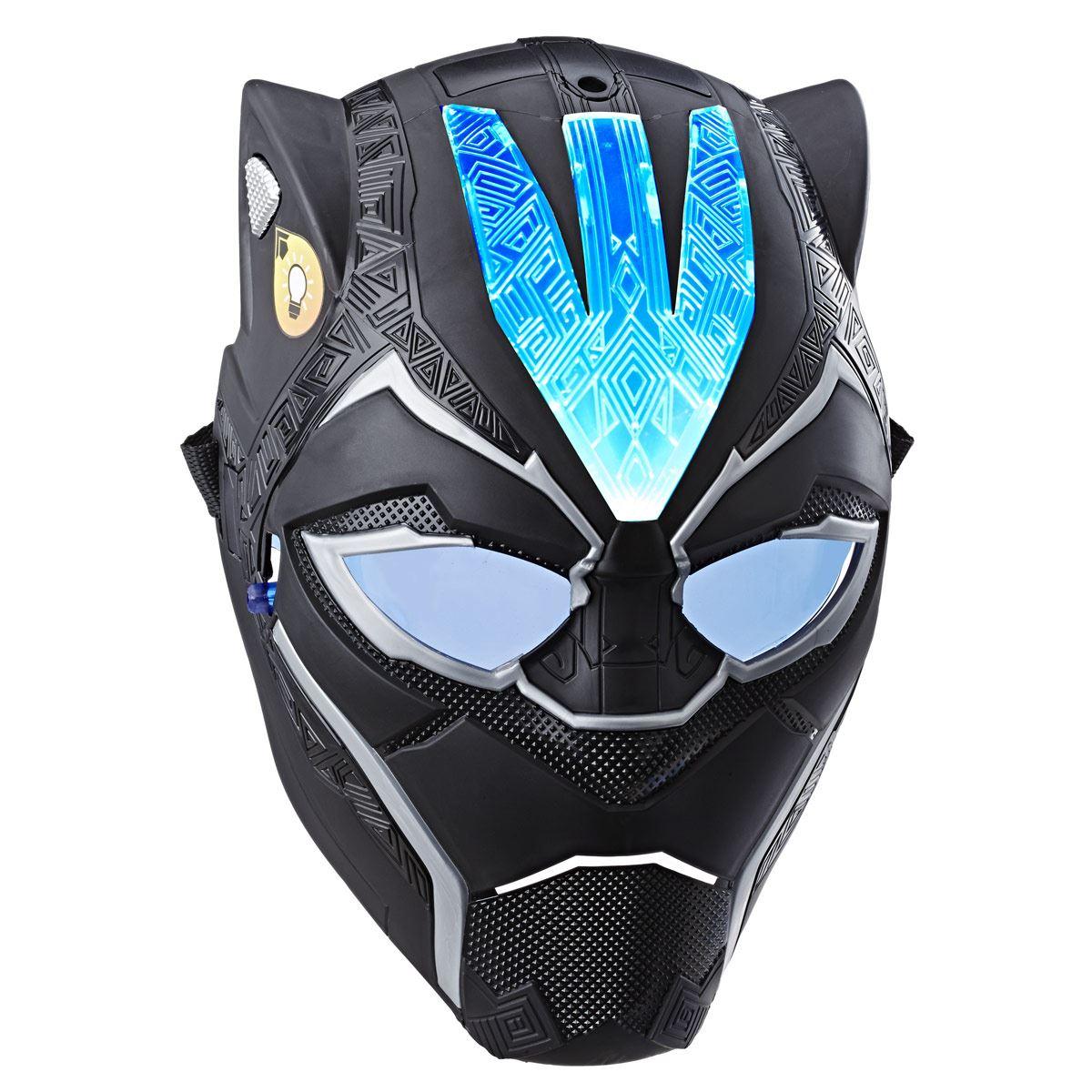 Marvel Máscara Electrónica SFX Black Panther Avenger