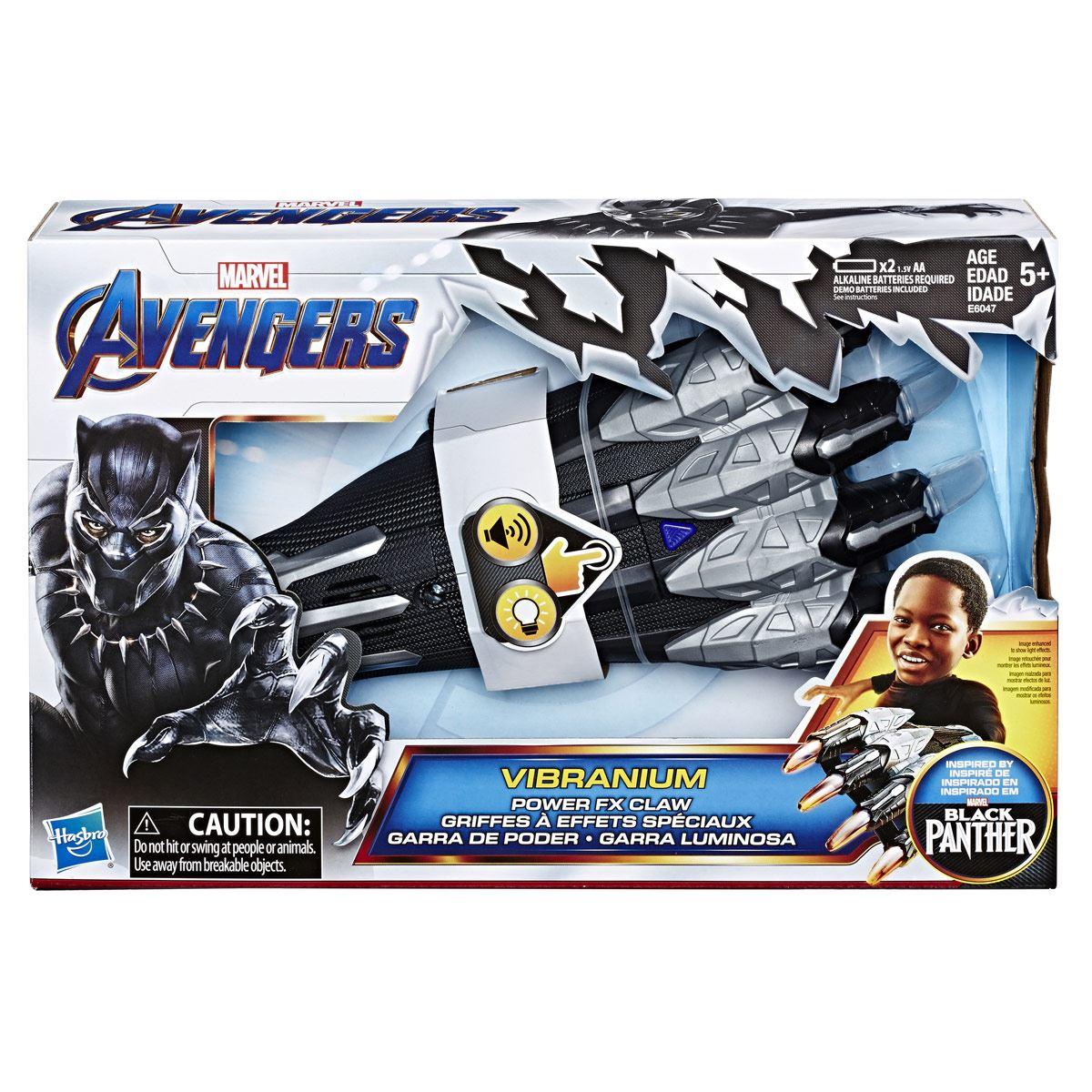 Marvel Garra Electrónica SFX Black Panther Avenger