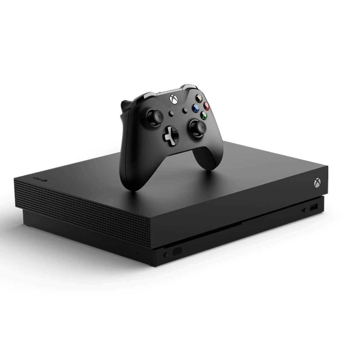Consola Xbox One X 1TB Negra