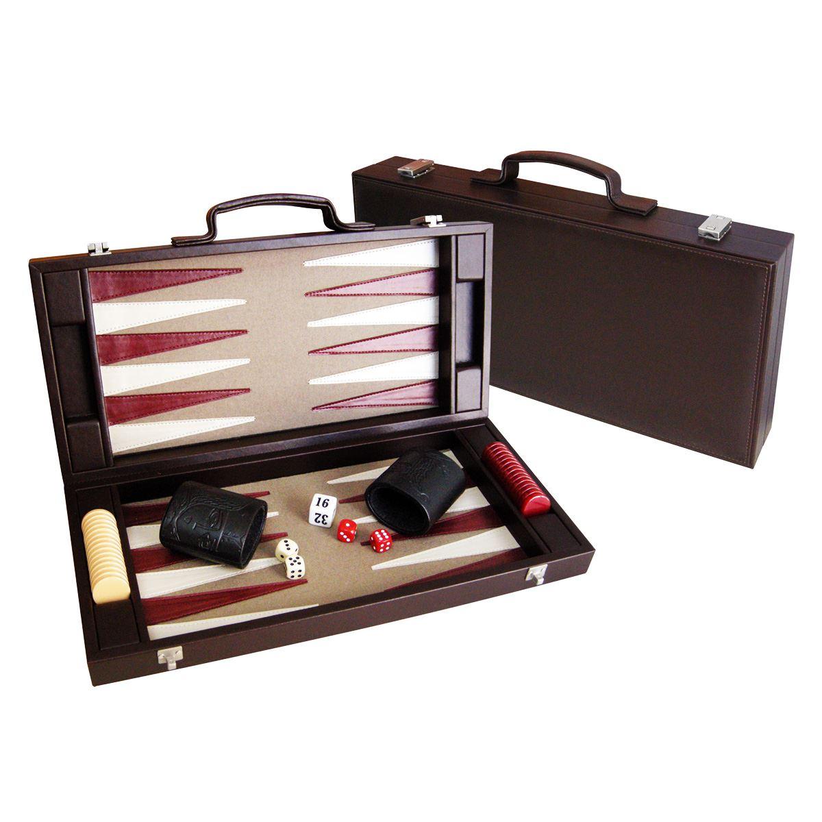 Backgammon Portafolio 280