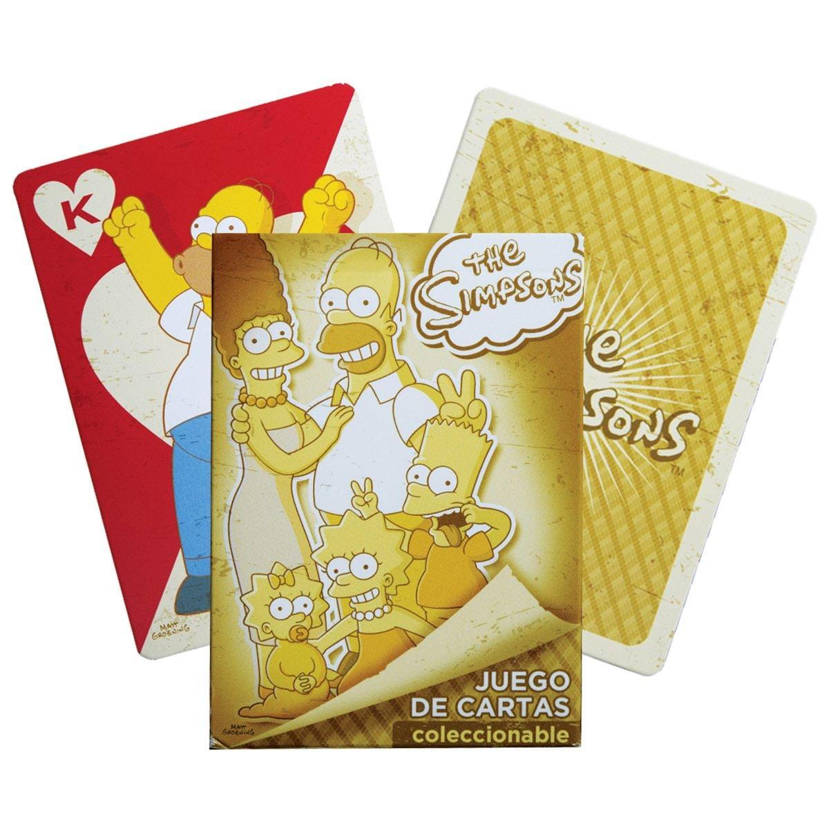 Poker Novelty The Simpsons