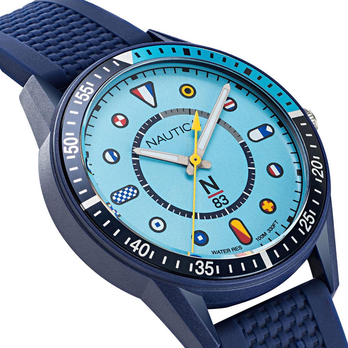 Reloj N83 Azul Navy NAPSPF908
