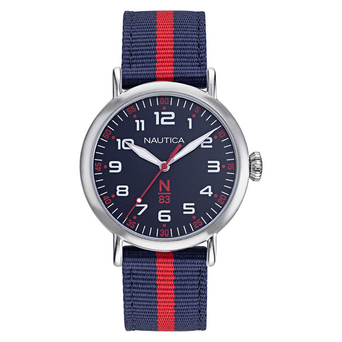 Reloj N83 Azul Navy NAPWLF922 Para Caballero