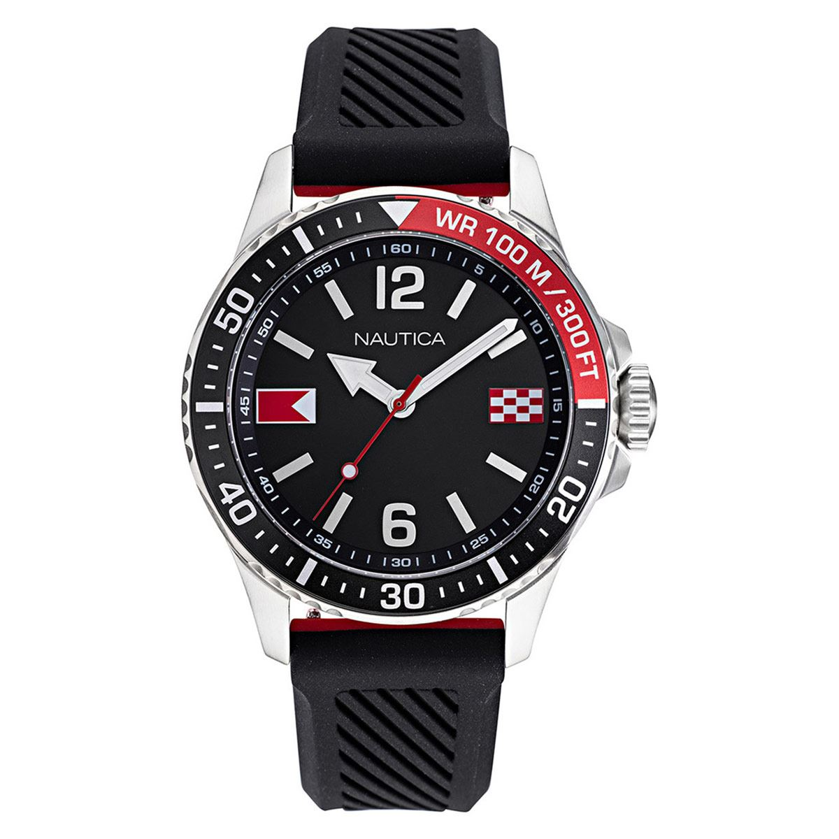 Reloj Nautica Dos Correas NAPFRB926 Negro