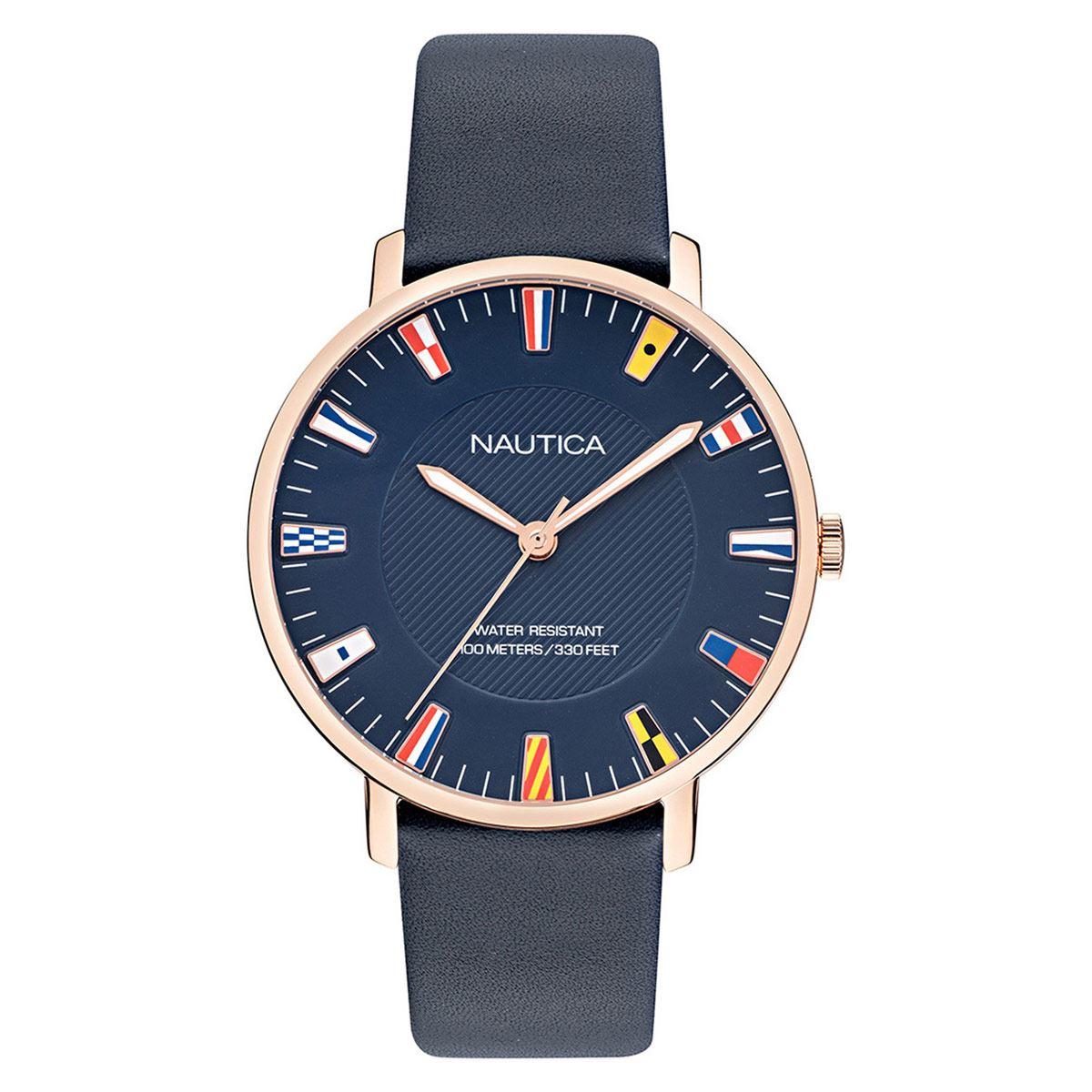 Reloj Nautica Azul Navy NAPCRF907