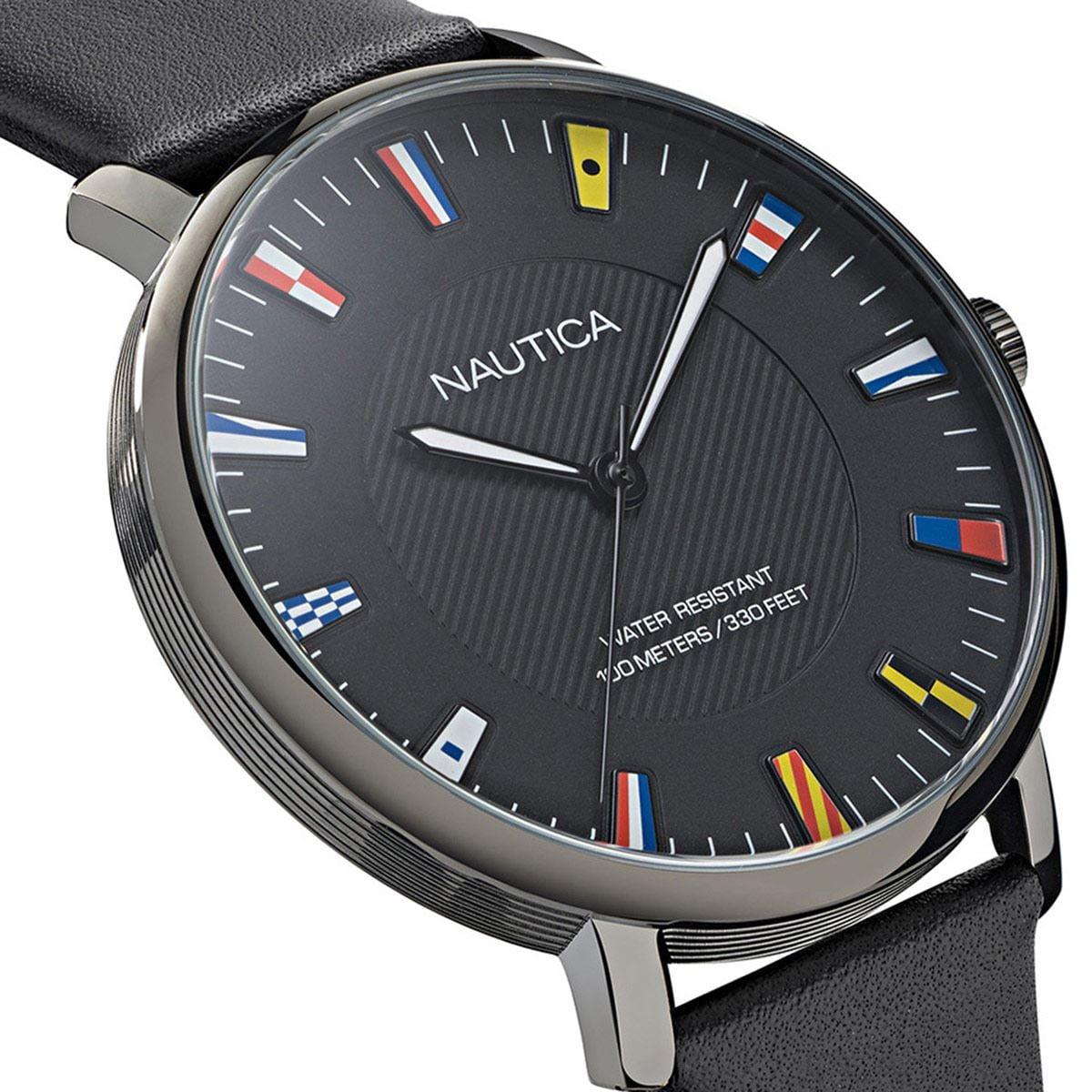 Reloj Nautica Negro NAPCRF908
