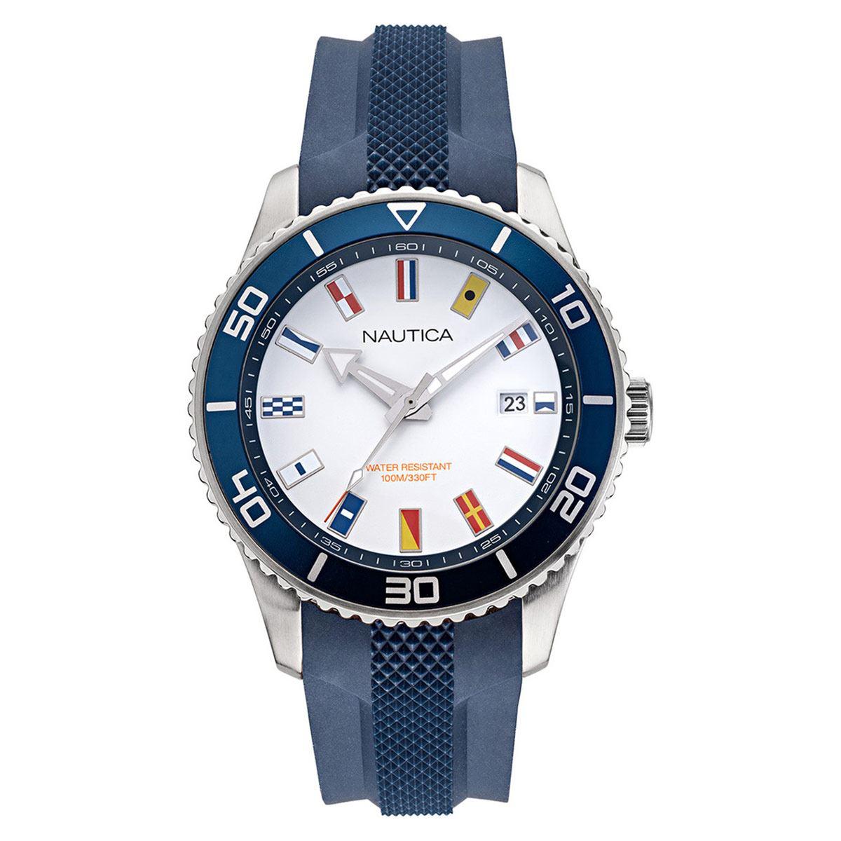 Reloj Nautica Azul Navy NAPPBF914