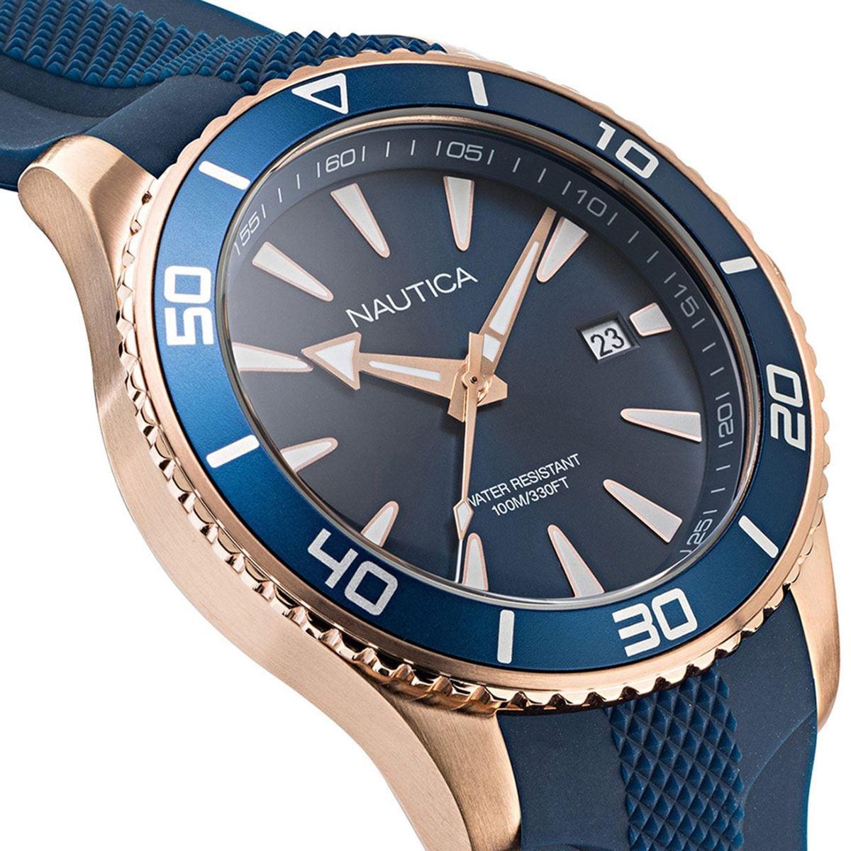 Reloj Nautica Azul Navy NAPPBF915