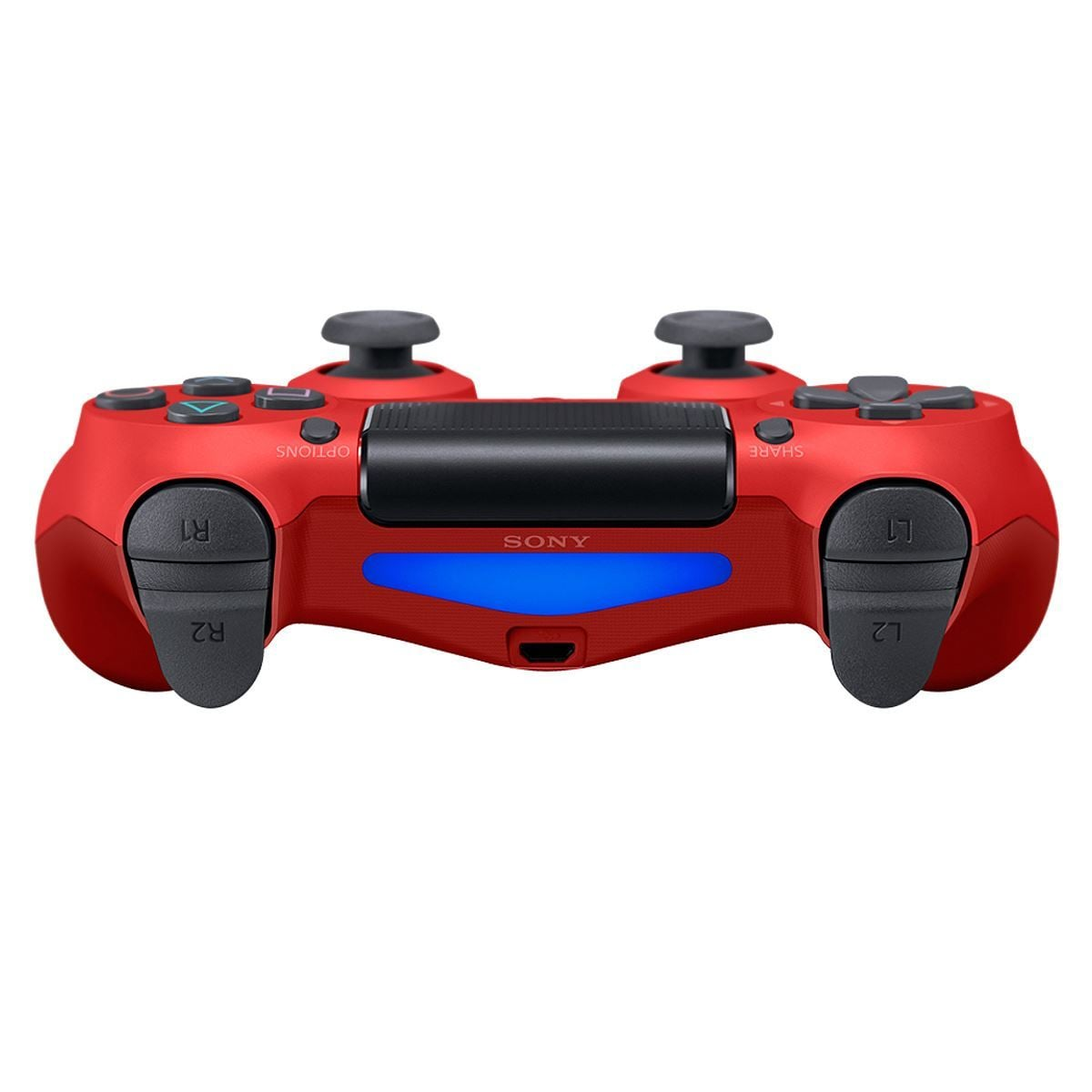 Control PS4 Magma Rojo
