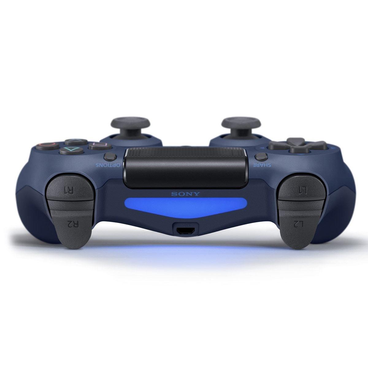 Control PS4 Azul Marino Inalámbrico