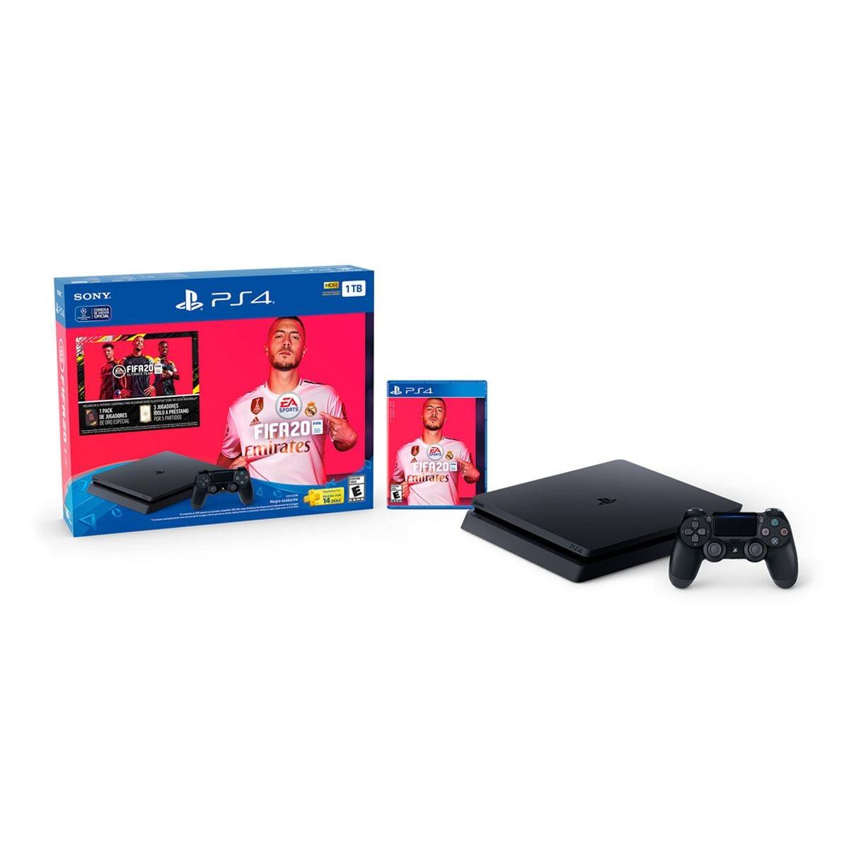 Consola PS4 Fifa 20 Lat 1TB