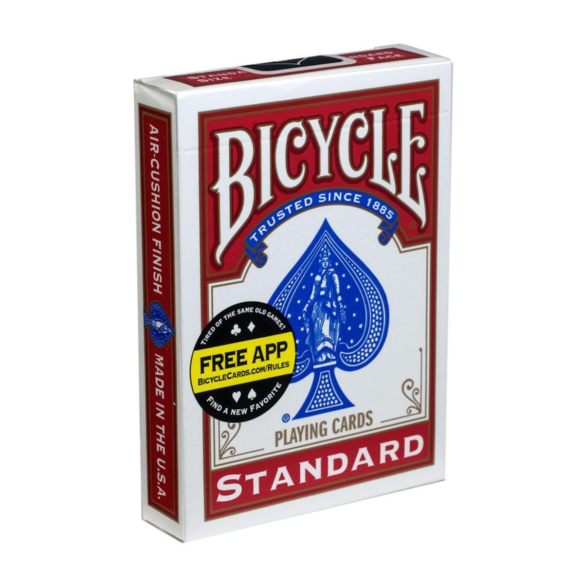Baraja Bicycle Póker Modelo 808