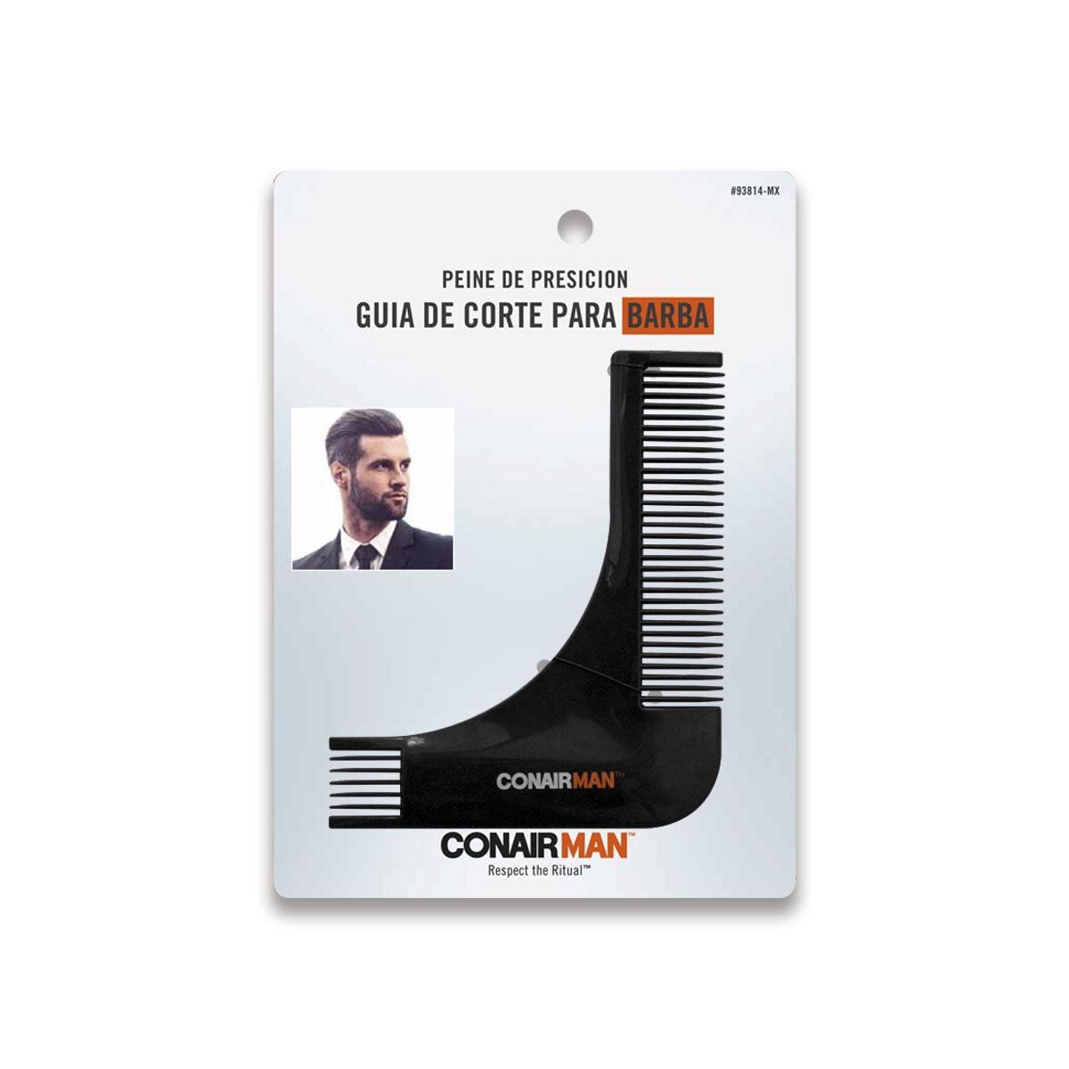 Peine Profesional para Barba Línea Caballero