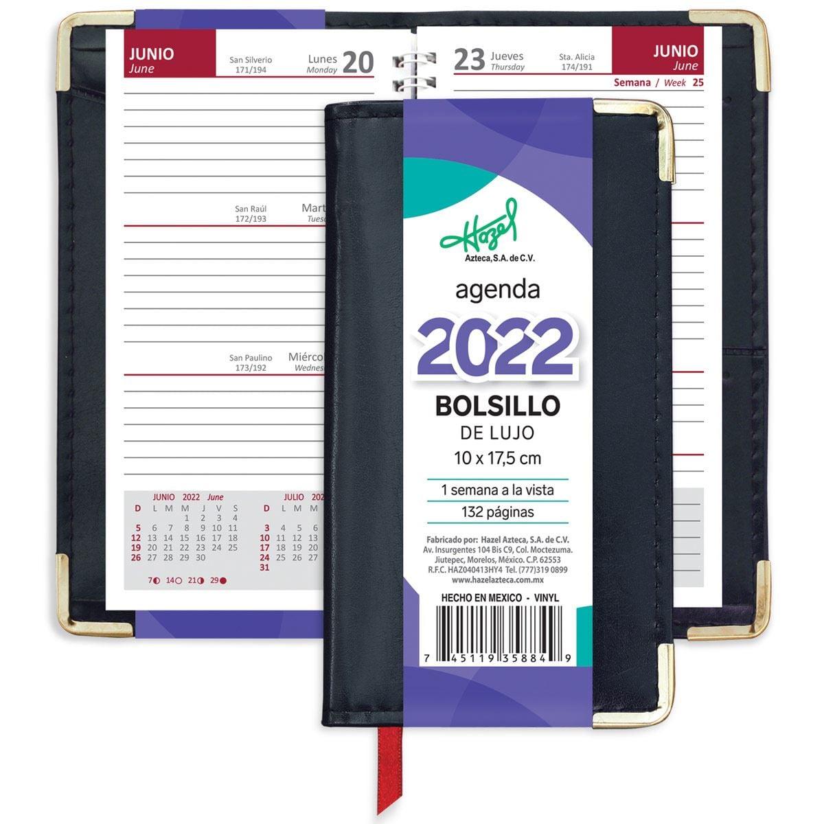 Agenda 2020 Ofi-Pro Lujo