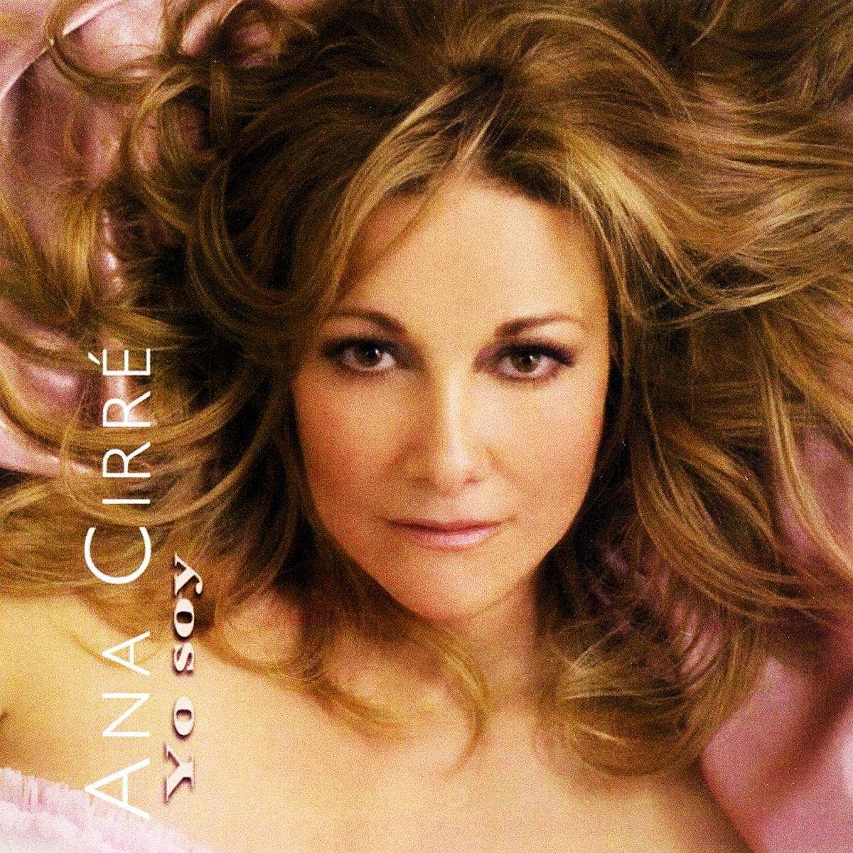 CD Ana Cirré-Yo Soy