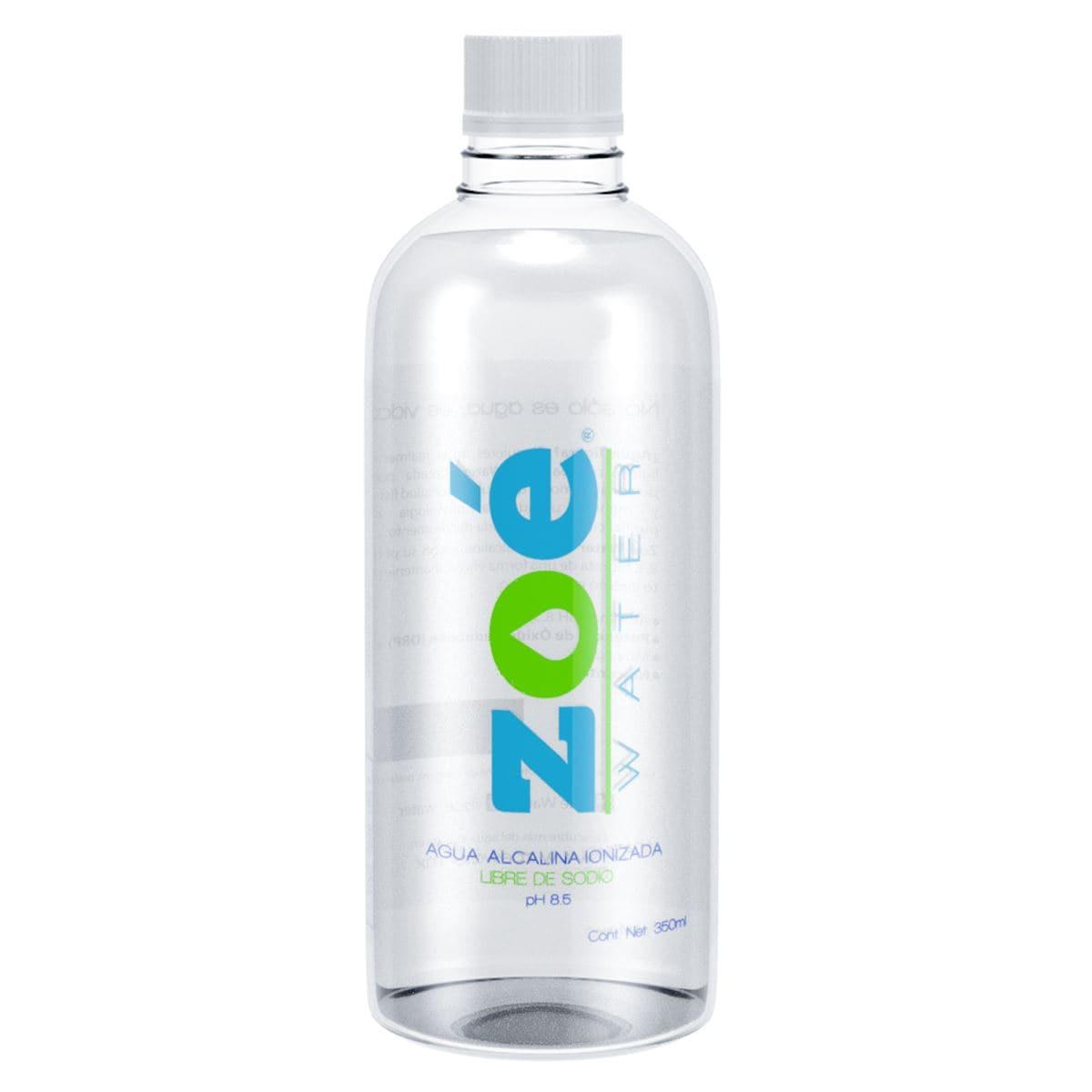 Agua alcalina ZOÉ