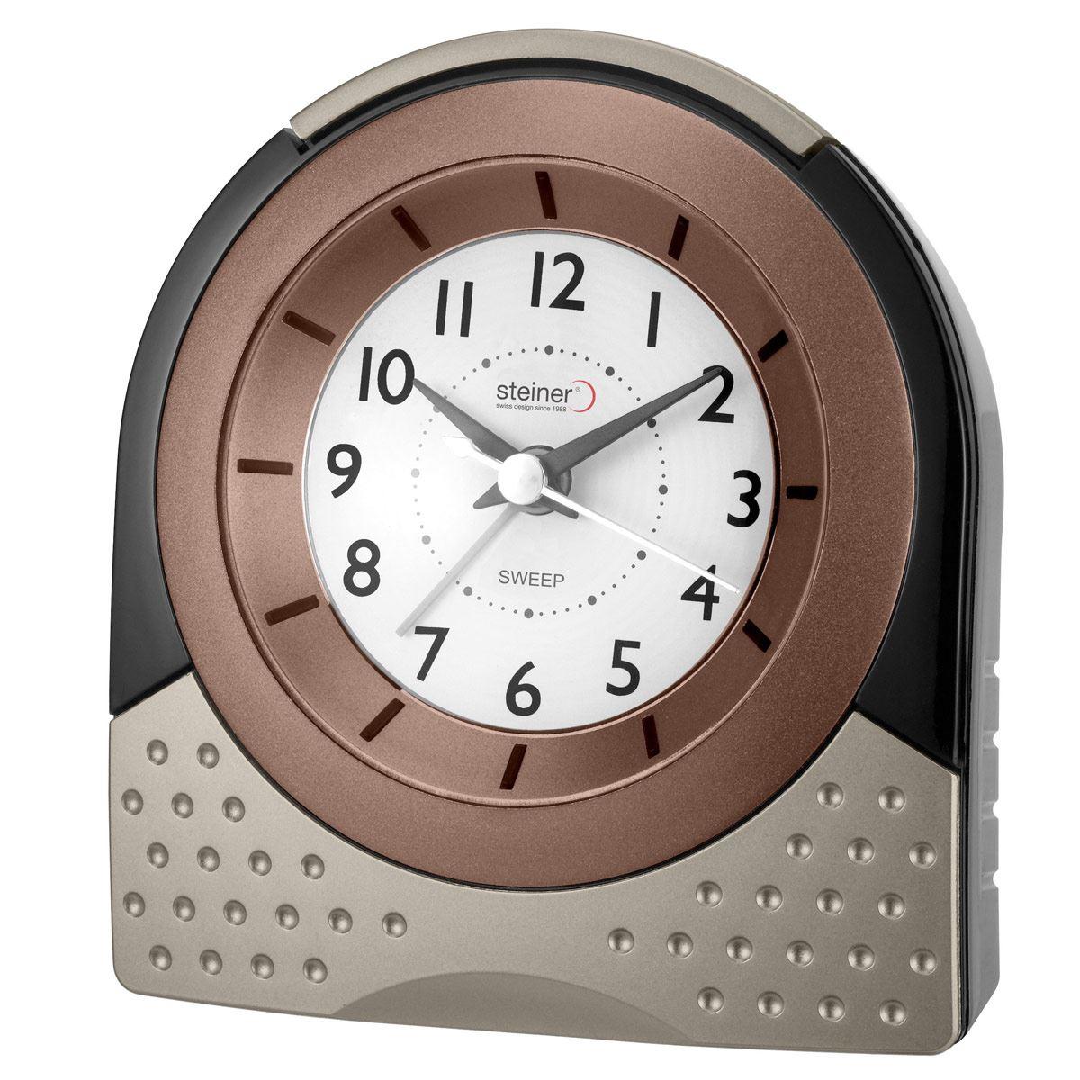 Reloj despertador Steiner RD956B-SPBR