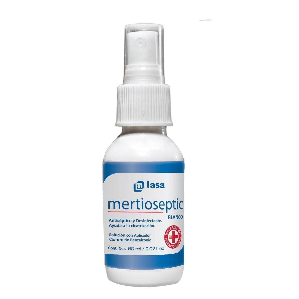 Mertioseptic Blanco