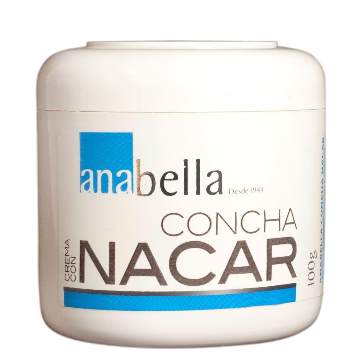 Crema Concha Nácar