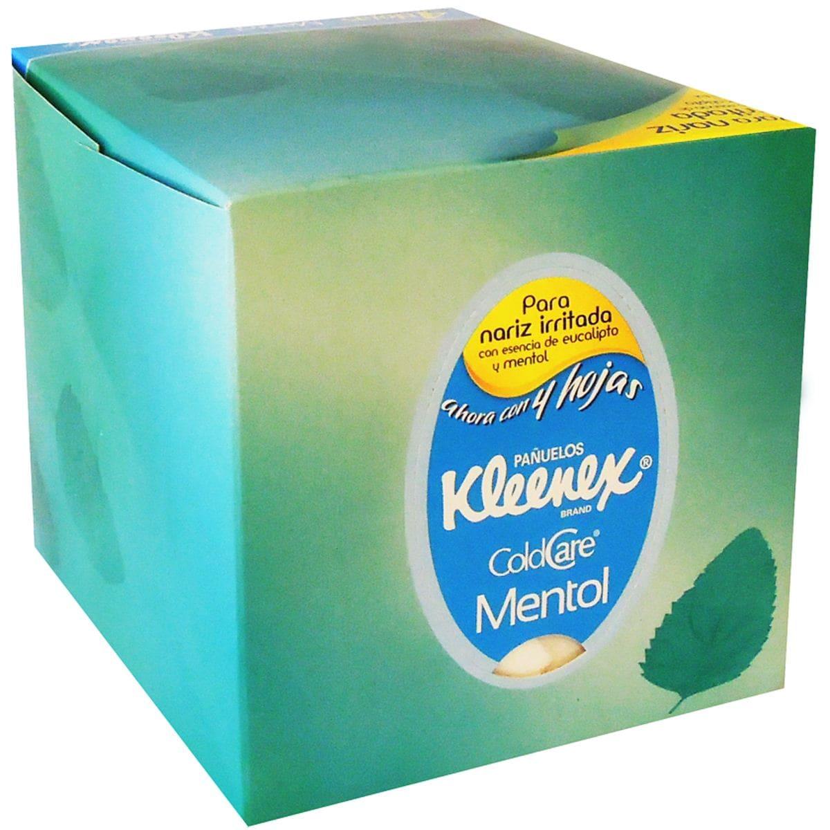Kleenex Cold Care Mentol