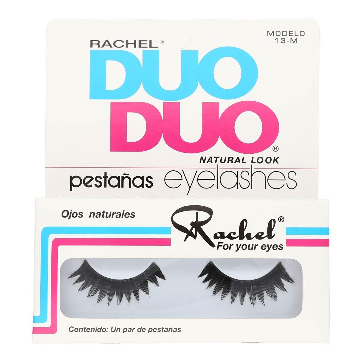 Pestañas postizas Rachel Duo 13-M