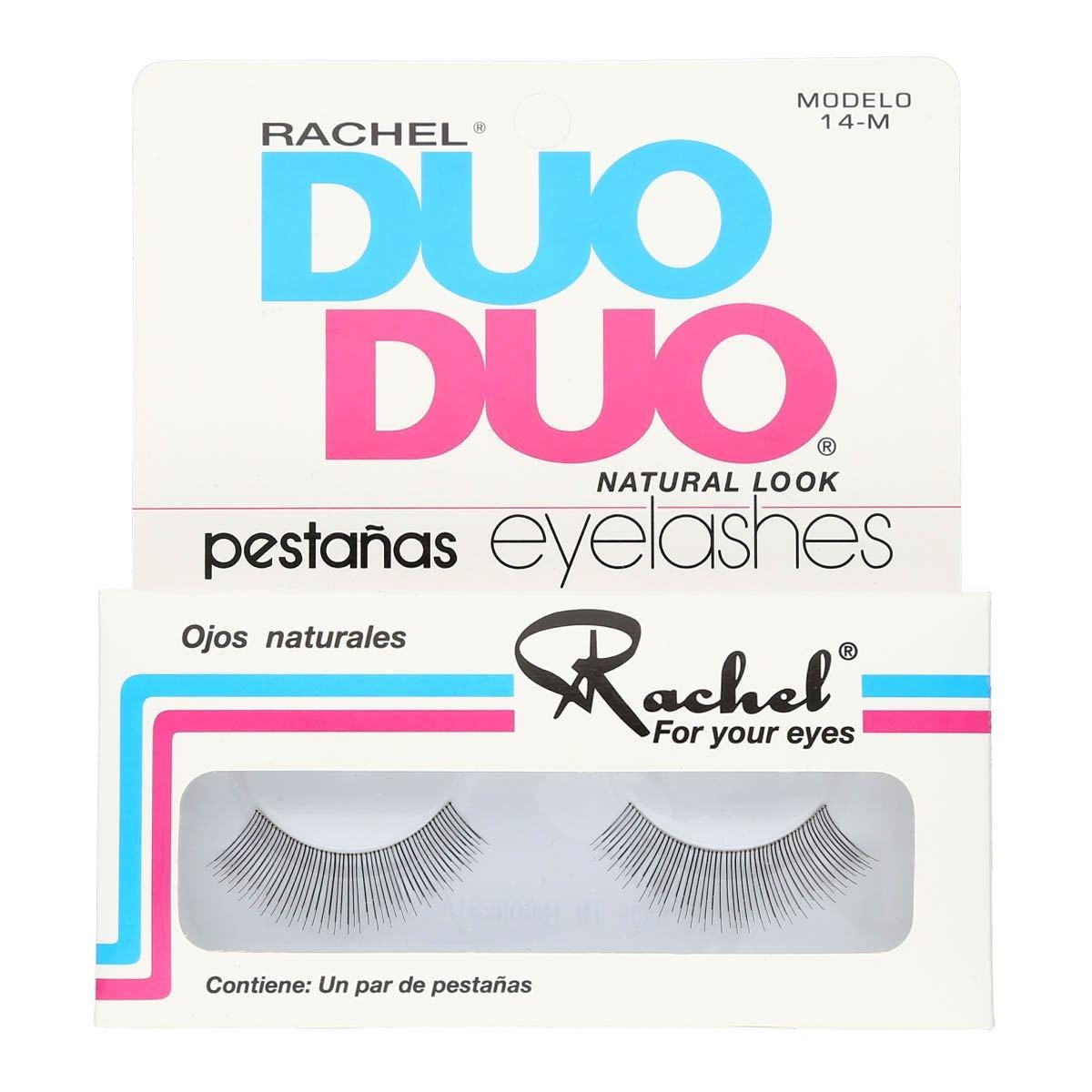 Pestañas postizas Rachel Duo 14-M