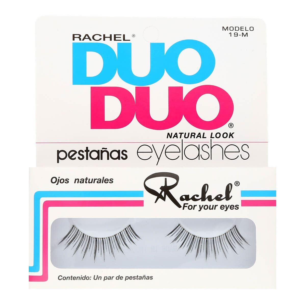 Pestañas postizas Rachel Duo 19-M