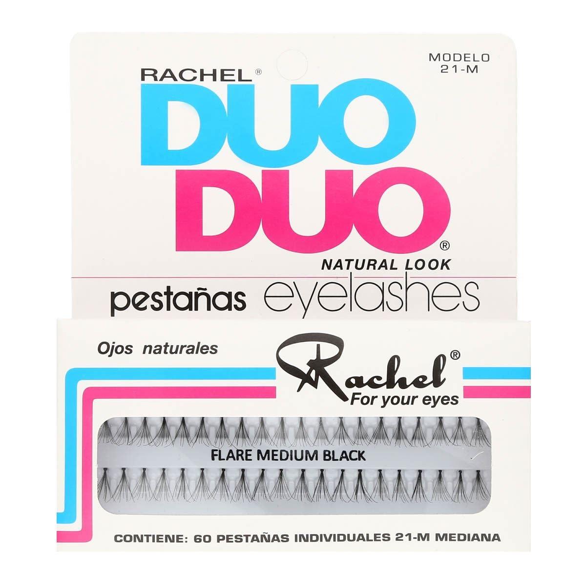 Pestanas Rachel Duo mediana 21-M