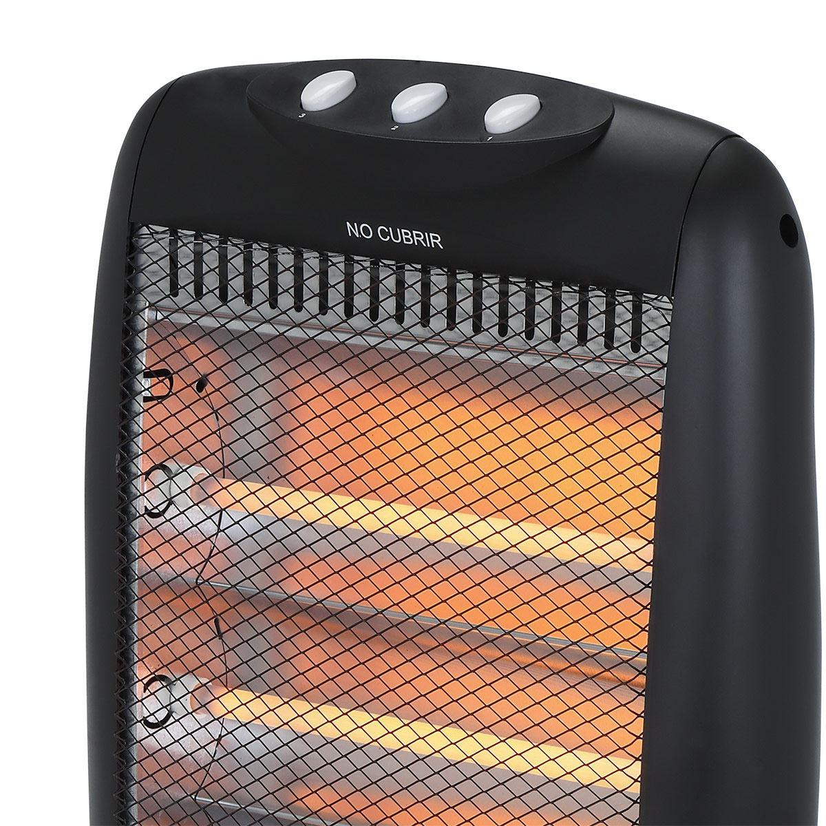 Calefactor de Cuarzo TAE1200QX Travel Aire