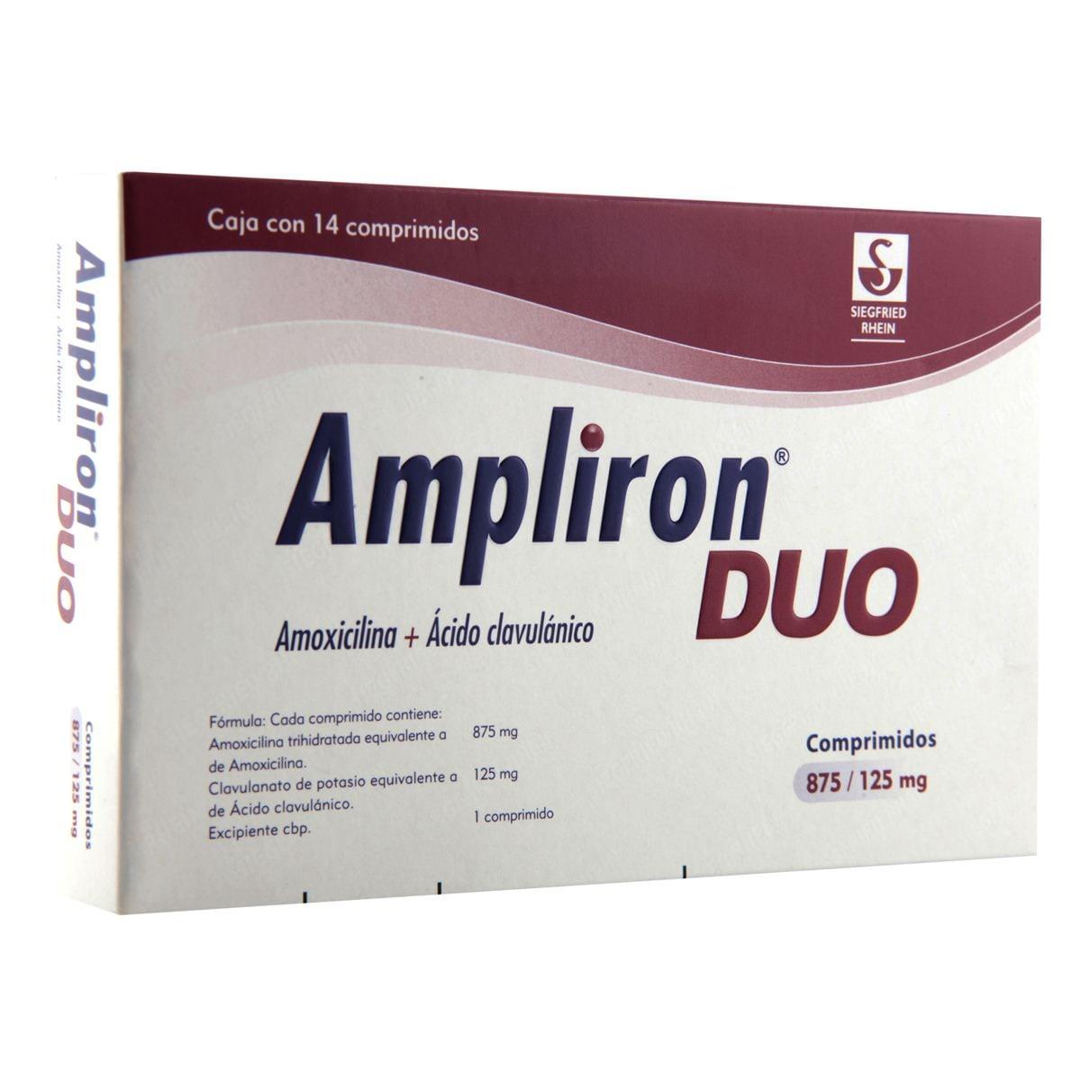 Ampliron Duo T 14 875/125