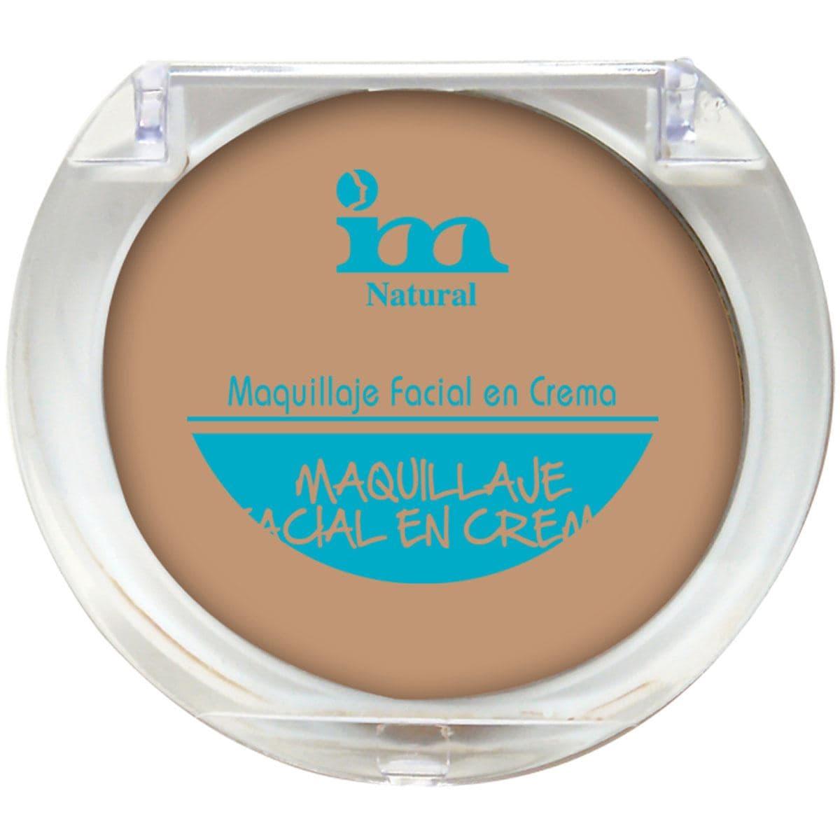 Maquillaje Facial En Crema Natural 2 Blíster IM