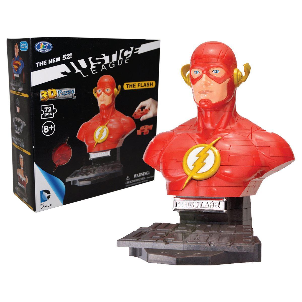 Rompecabezas 3D Face Flash Kelvin