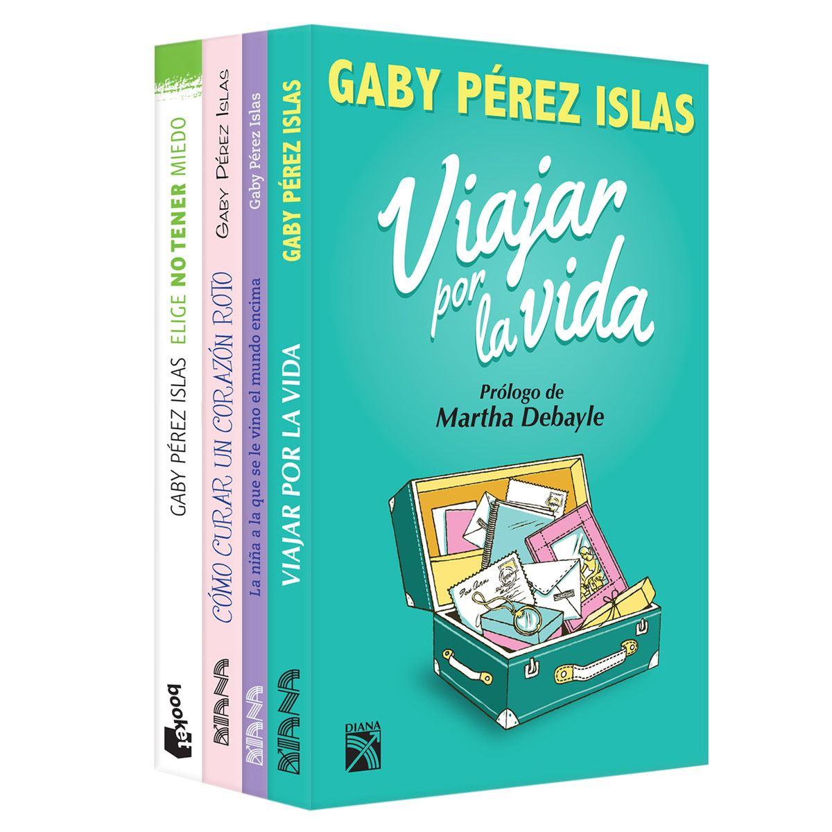 Paquete Gaby Pérez Islas