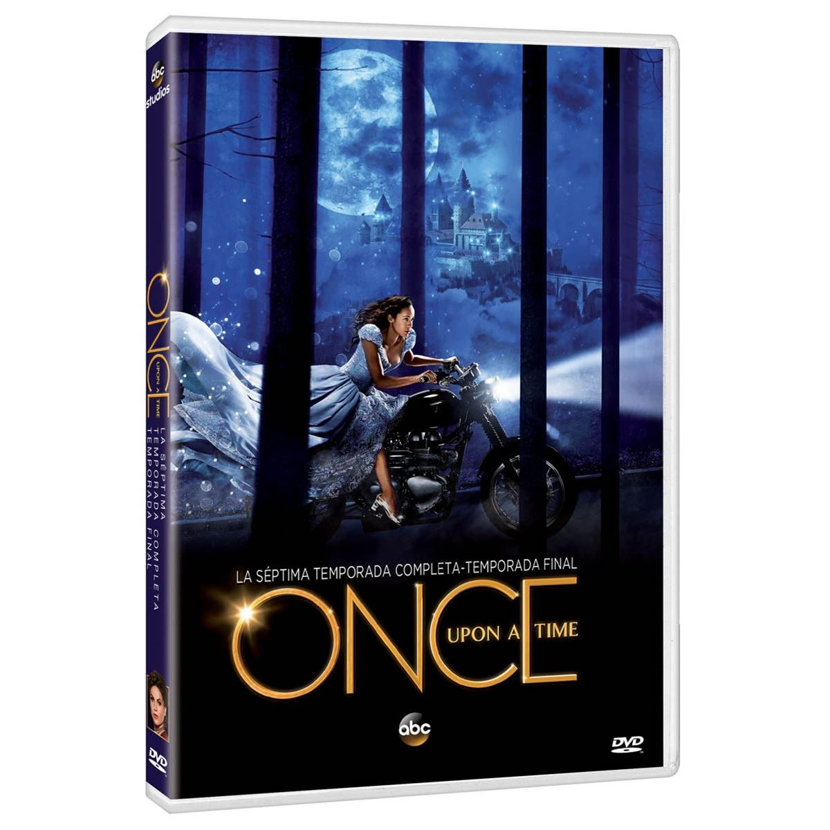 DVD Once Upon a Time Temporada 7