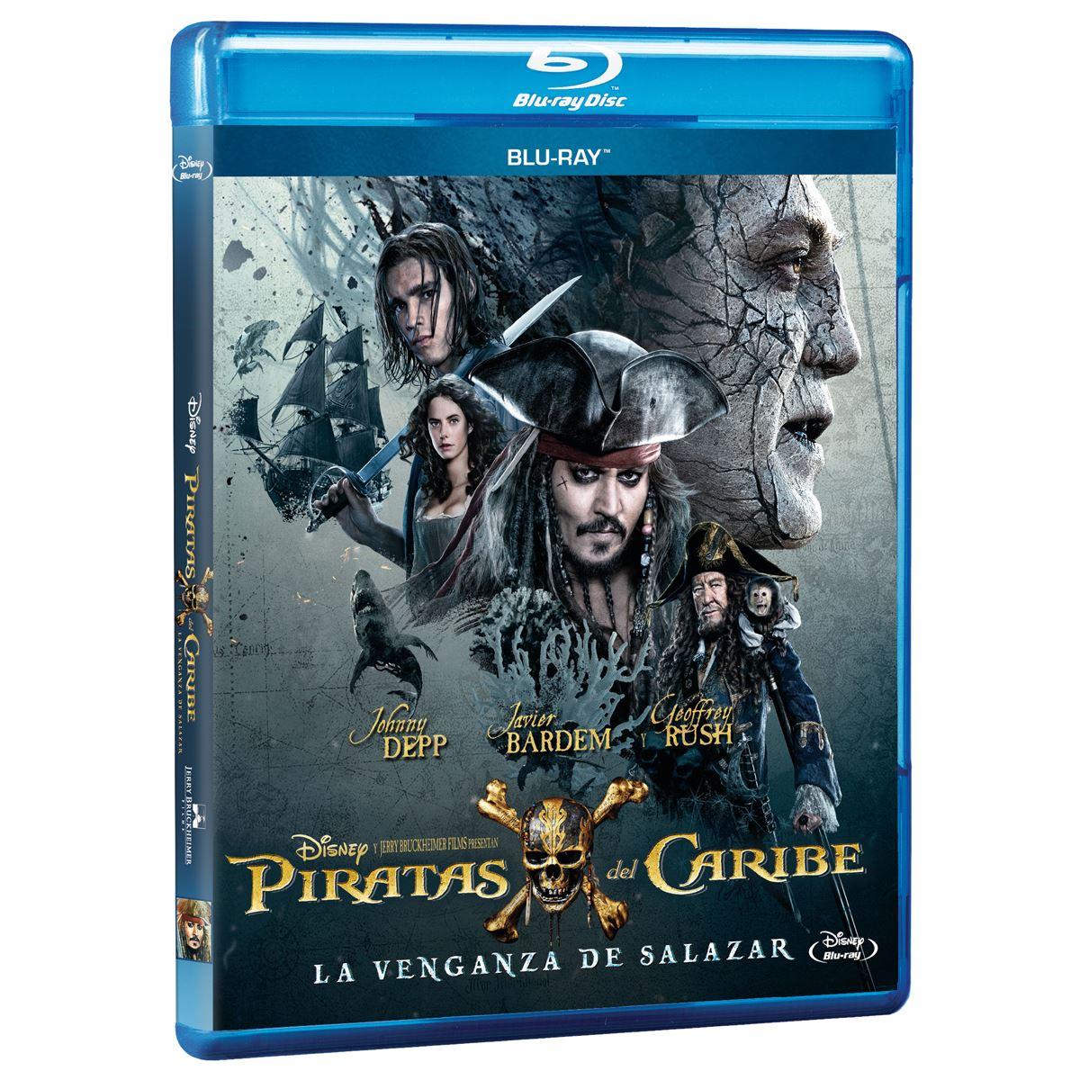 BR Piratas del Caribe 5: La Venganza de Salazar