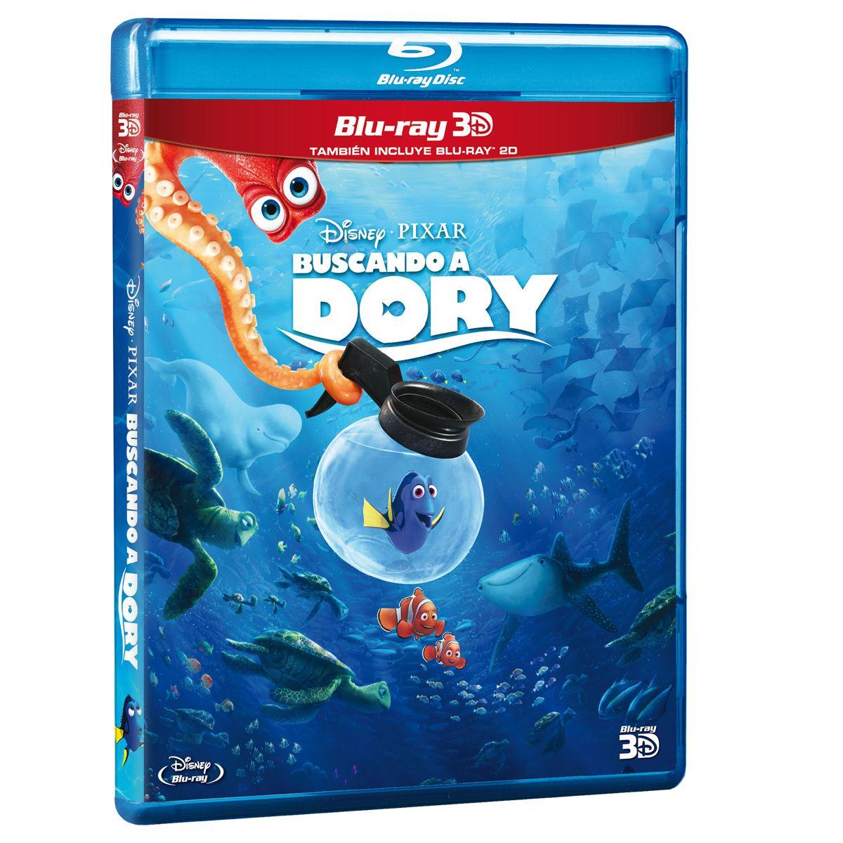 Buscando a Dory BR 3D