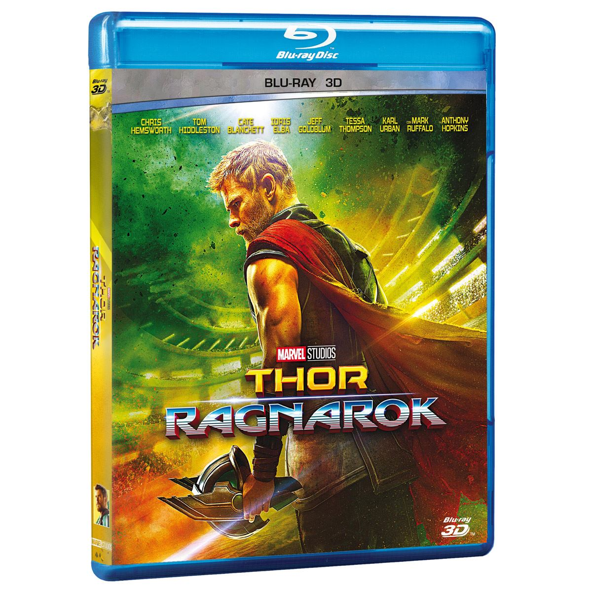 BR 3D Thor Ragnarok