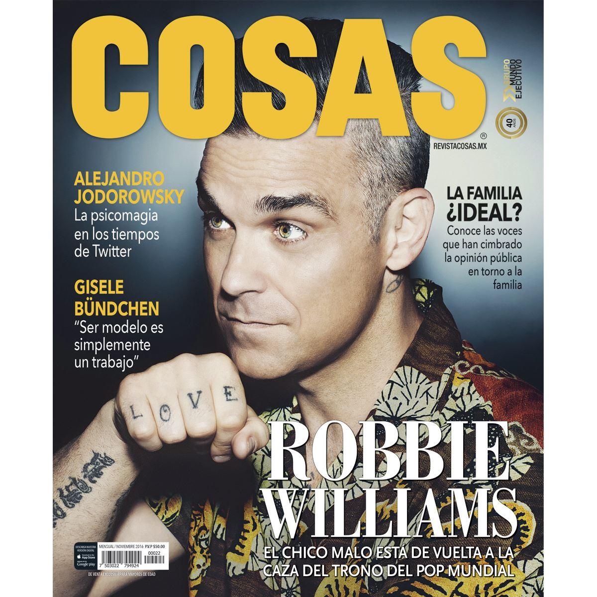 Revistas Cosas Mensual