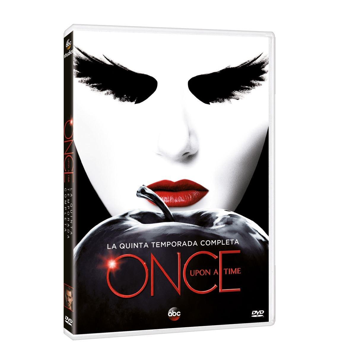 DVD Once Upon A Time Temporada 5