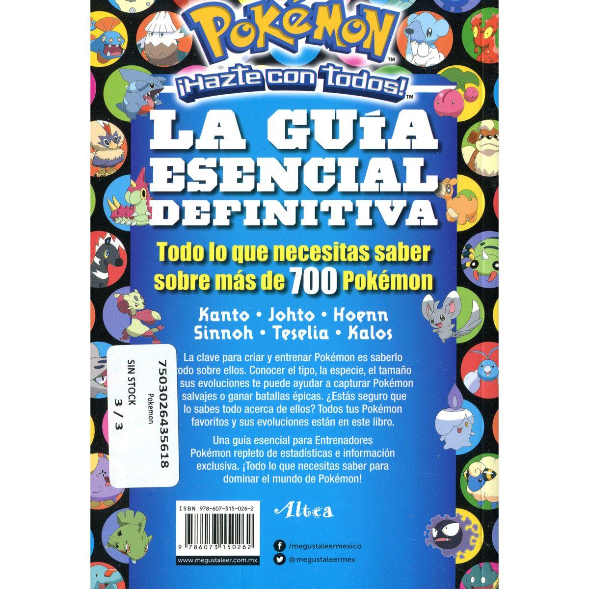 Paquete Pokemon