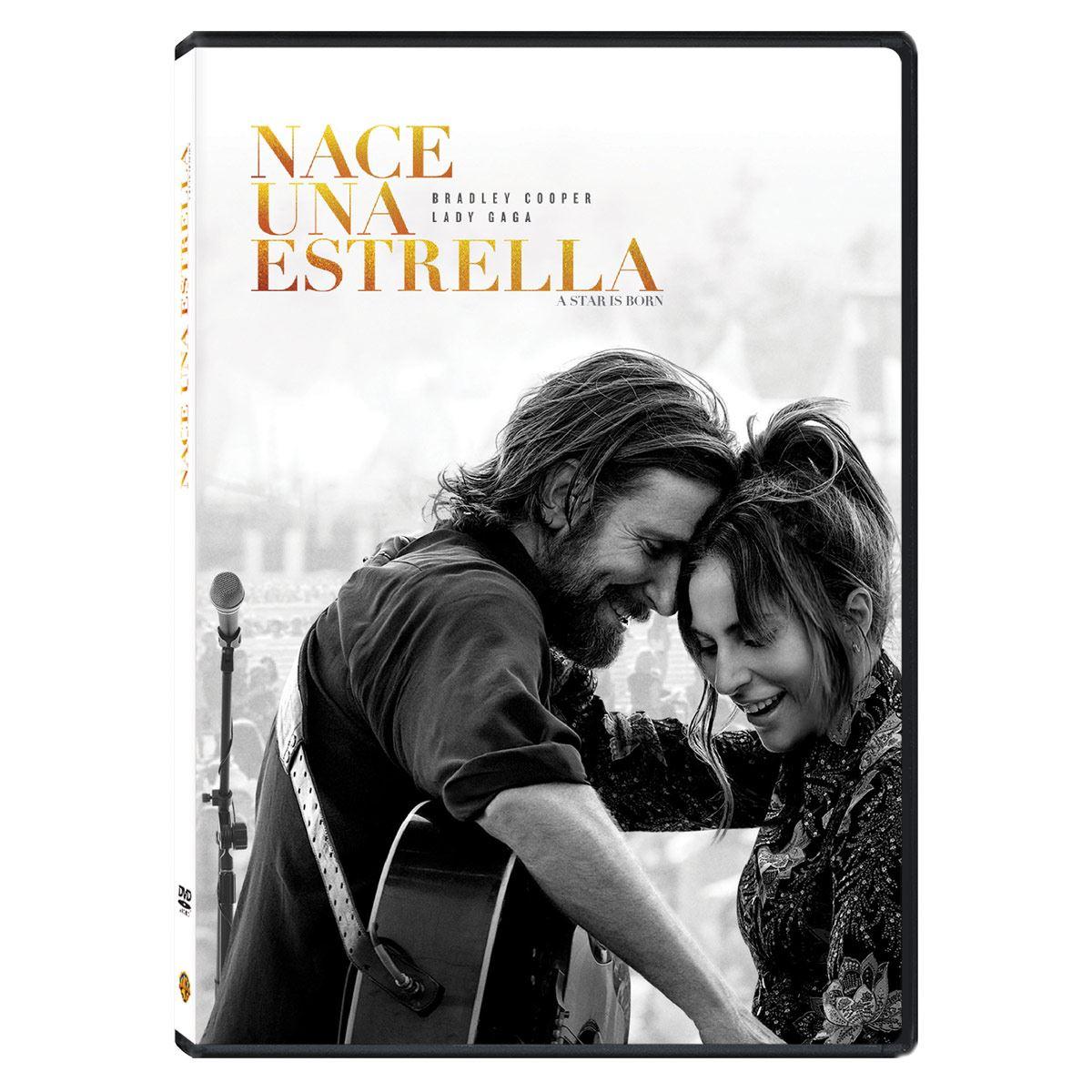 DVD Nace una Estrella