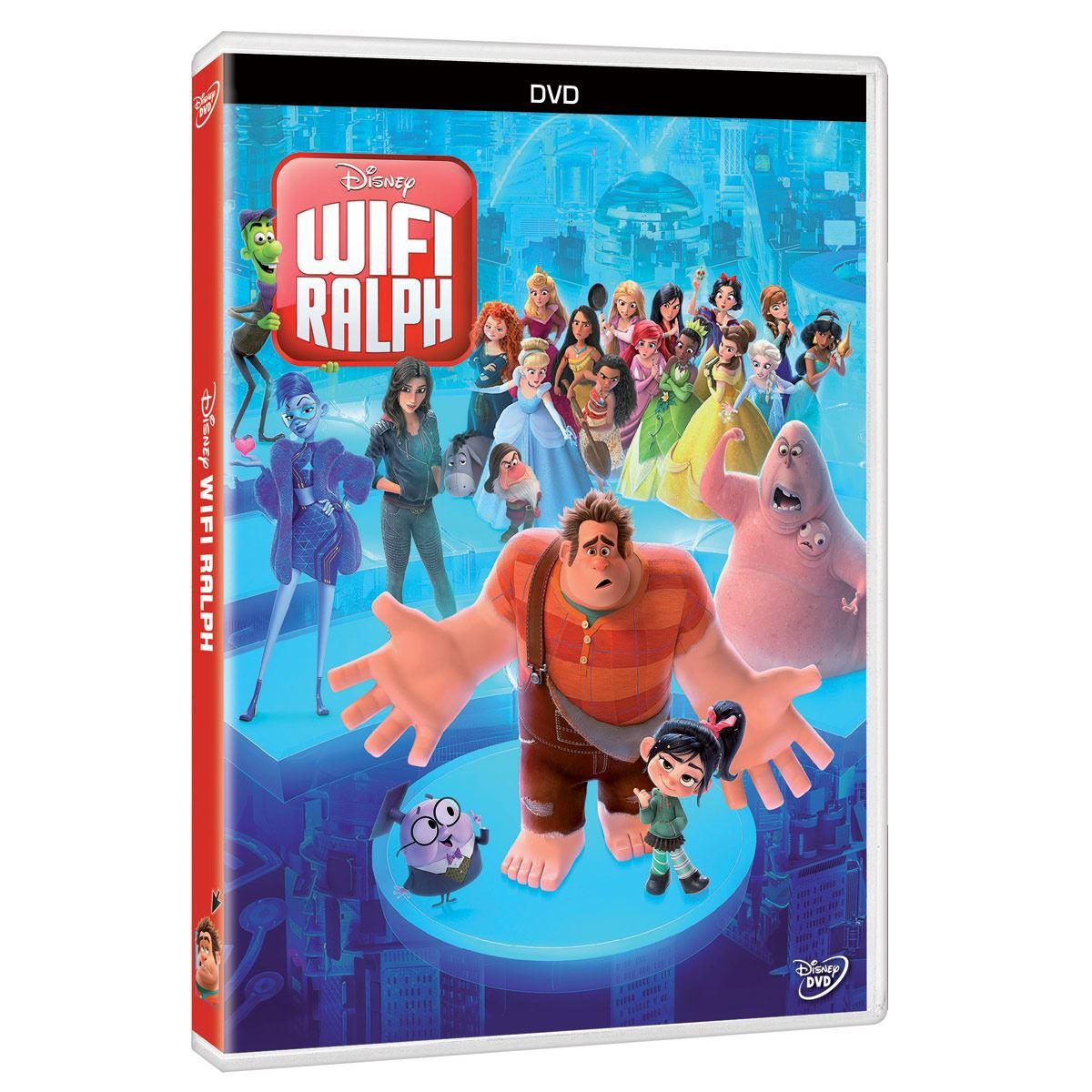 DVD Wi-Fi Ralph
